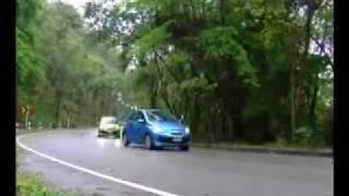 Honda Brio Test Drive @ Chiang Rai