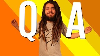 SPLIT DREADS? + MORE! (DREADLOCKS Q&A #54)