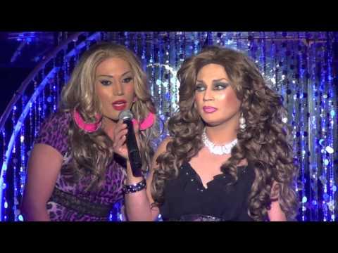 CANAL FARANDULA GAY - SHOW AMIGAS Y RIVALES DÍA 16