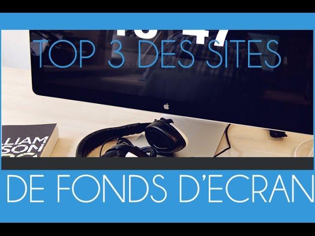 Top 3 Des Sites Pour Trouver Des Fonds D Ecran Pc Hd Youtube