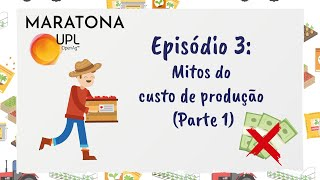 Gestão em Minutos Episódio 3: Mitos do custo de produção (Parte 1)
