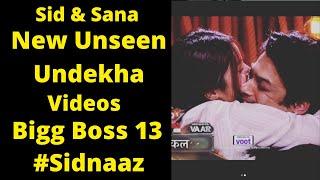 Sidnaaz Videos New Unseen Undekha: Funny Cute Moments Clips | Bigg Boss 13 Unseen Undekha