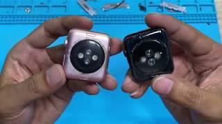 Restoration iwatch serie 1 to stainless steel...|4k videos|
