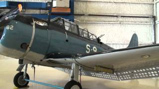Douglas SBD-5 Dauntless Airplane That Won WWII Midway Battle Dive Bomber