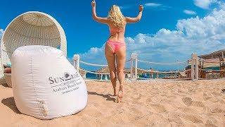 Шарм Эль Шейх МАЖОРНЫЙ ОТЕЛЬ! Египет 2020 Sunrise Arabian Beach Отдых в Египте