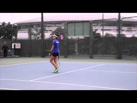 เทนนิสหญิง FED Cup คู่ที่ 2 06-02-2015
