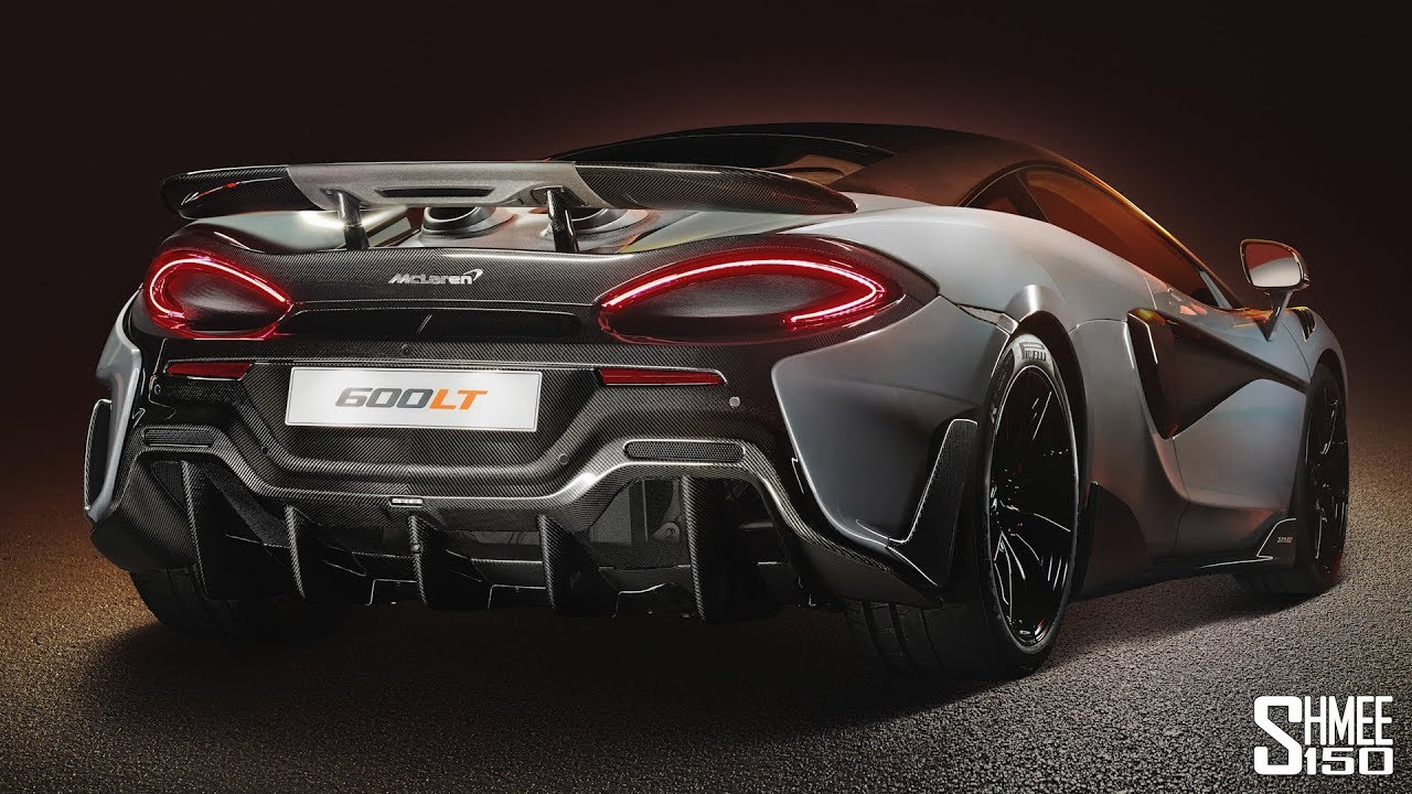 Is a McLaren 600LT in My Garage's Future? | FIRST LOOK