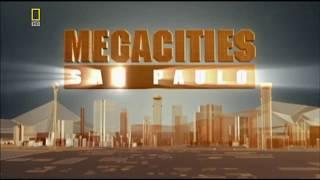 """Мегаполисы """"Сан-Пауло"""" Документальные фильмы National Geographic 1080"""