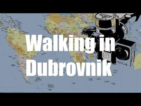Dubrovnik Walk, Croatia -  Virtual Trip
