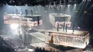 BEST STAGE DESIGN CONCERT EVER 2016 MAPPING LED ANIMATION HOT CREATIVE MULTIMEDIA