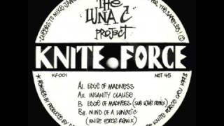 Dj Luna C - Mind Of A Lunatic ( Knite Force Remix ) KF001
