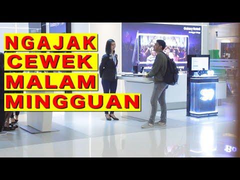 SEBELUM PUASA NGAJAK CEWEK MALAM MINGGUANMODUSIN GOMBAL part 11 -PRANK INDONESIA