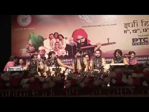 Hamsar Hayat Nizami ji Qawwali program Delhi live video dt 13/01/2019