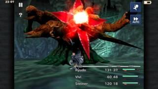 Final Fantasy IX: Plant Brain Boss
