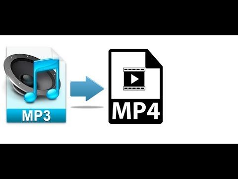How to Convert MP3 to MP4 in Any Video Converter