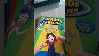 Profesör İYON ile FEN Serisi 2 Set (10 Kitap)