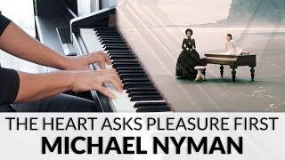 Michael Nyman - The Sacrifice (HQ Piano Cover)
