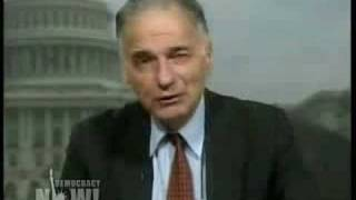 Even Ralph Nader knows Obama is a Phony.
