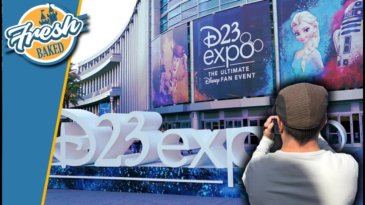 D23 Expo 2019 Pt. 1   Panel Reviews with David and Ian