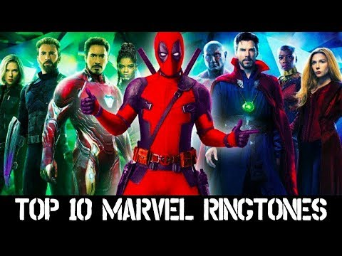 Top 10 Marvel Superhero Ringtones 2018 [Download Now]