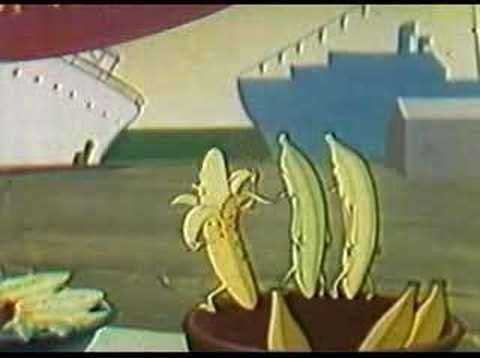 Chiquita Banana The Original Commercial