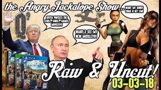 Iratus Jackalope Live Stream - 03-03-18