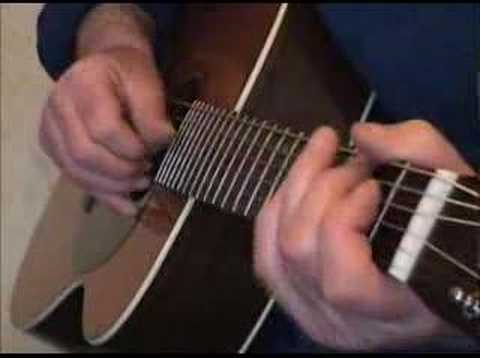 Delta Blues Picking In Open G
