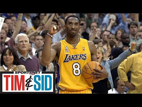 Kobe Bryant's Mindset Is What Separated Him From All The Rest | Tim And Sid