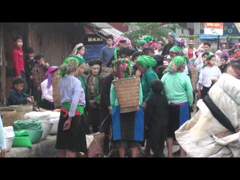 Dongvan Stone Plateau and Meo Vac Market - Chợ bò Mèo Vạc (Hà Giang) Phiên Đồng Văn