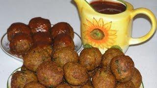 Алу кофта (Жареные овощные шарики в томатном соусе)