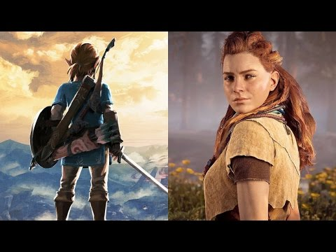 Horizon Zero Dawn VS Zelda Breath Of The Wild: Metacritic Review Scores