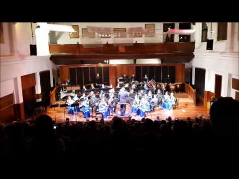 Undertow - Perth Modern School Wind Orchestra