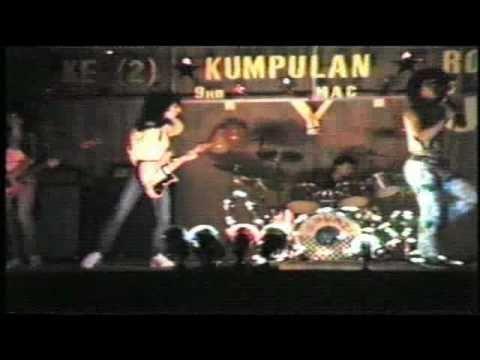 SYJ cover Penunggu Sweet Charity, Rare Performance 1985