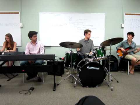 Berklee Global Jazz Institute Clinic Happy BirthDay Using Dynamics Part 2  Panama Jazz Festival 2012