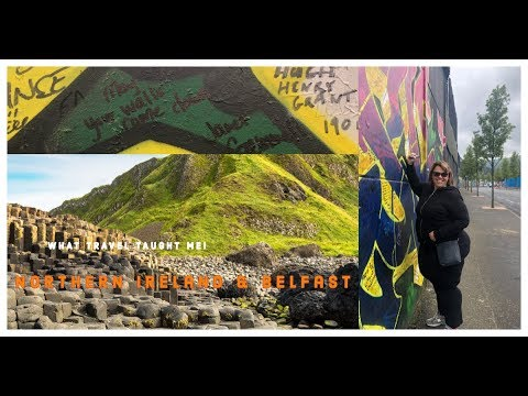 N. Ireland - Giant's Causeway & Black Taxi Tour In Belfast