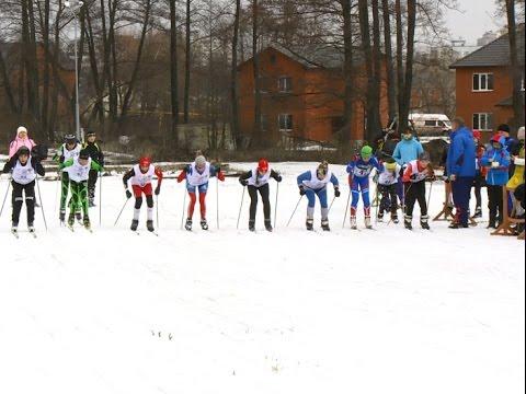 В Пензе состоялся открытый этап Кубка области по лыжным гонкам