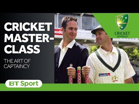 Cricket Masterclass   The art of captaincy
