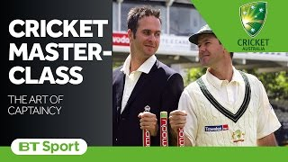 Cricket Masterclass | The art of captaincy