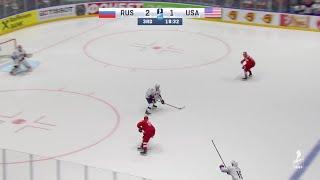 2-on-1 with Kirill Kaprizov