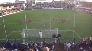 M4H05112 - Alessandria Cremonese - (1 a 0) Rantier calcia il rigore della vittoria