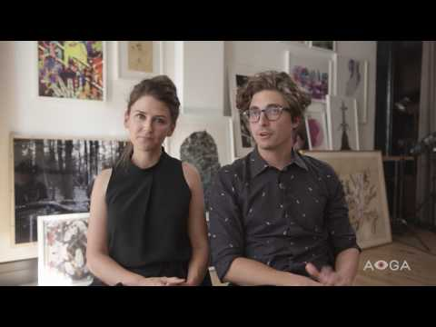 Where Designers Work: Hugo & Marie