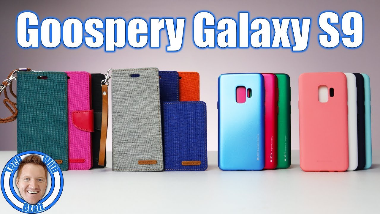 Goospery Case Review For Galaxy S9 Canvas Flip Diary I Xiaomi Note 2 Red Jelly Soft Feeling