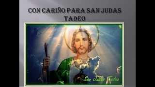 San Judas Tadeo con Mariachi Iguala
