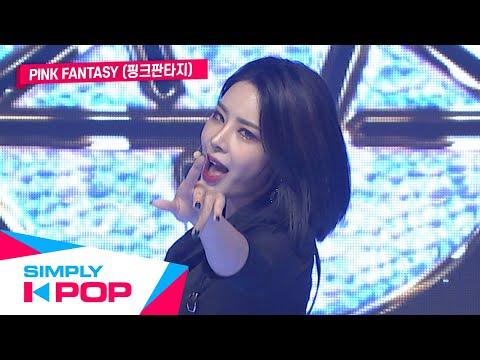 Simply K-Pop Simply&39;s Spotlight Pink Fantasy핑크판타지  Fantasy + Playing House소꿉장난  Ep391