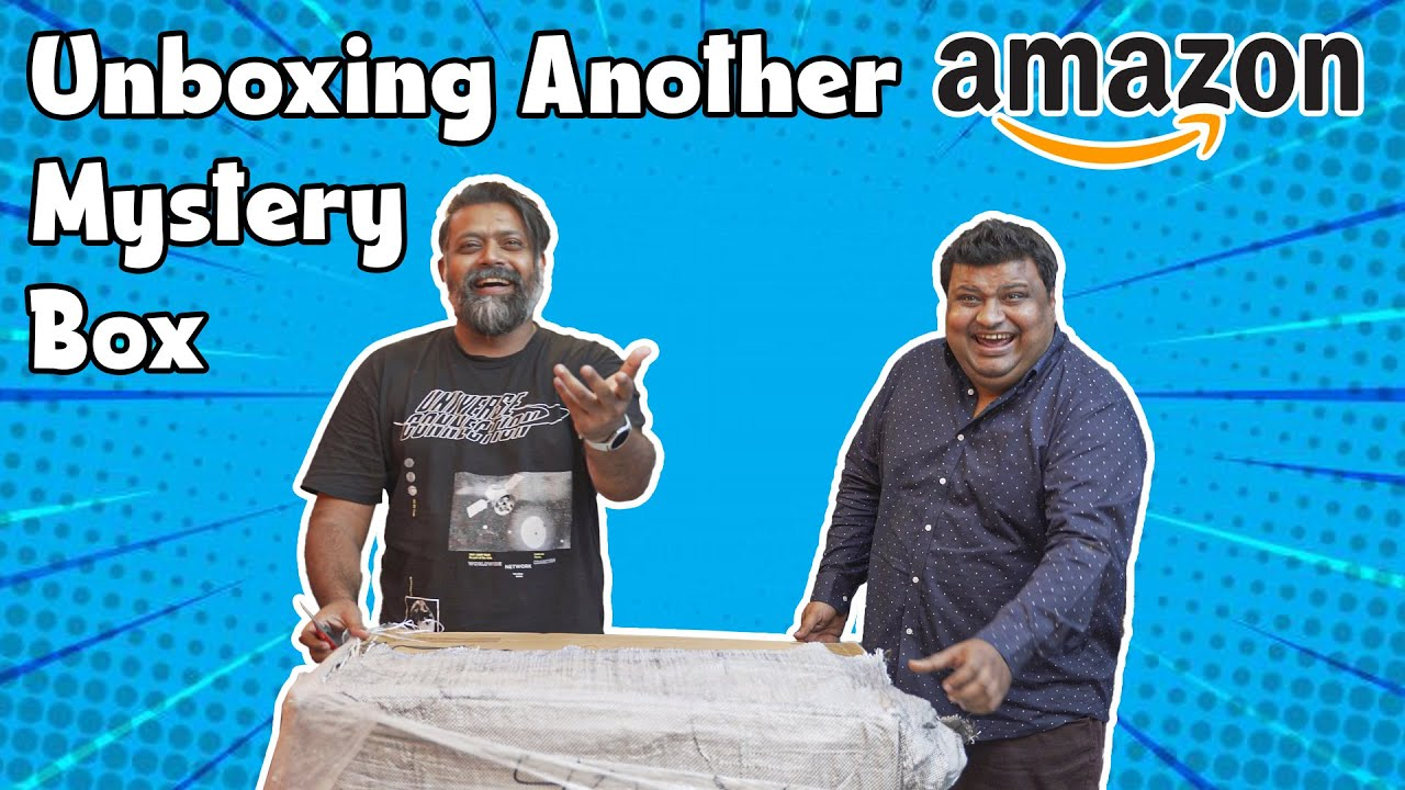 Unboxing Another Amazon Mystery Box | Vlog | Who Is Mubeen | Is It Worth It ?