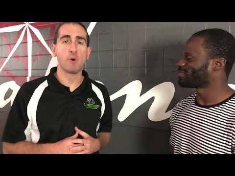 Pre-Playoff Interviews @ Vagabond Kitchen in Wheeling West Virginia