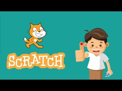 Scratch'de Karakteri Nasıl Hareket Ettirilir?