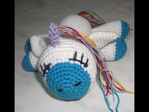 Free Unicorn Crochet Patterns - The Best Collection Ever ... | 360x480
