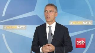 Stoltenberg Confirms NATO To Increase Troop Levels