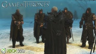Game of Thrones - Xbox 360 / Ps3 Gameplay (2012)